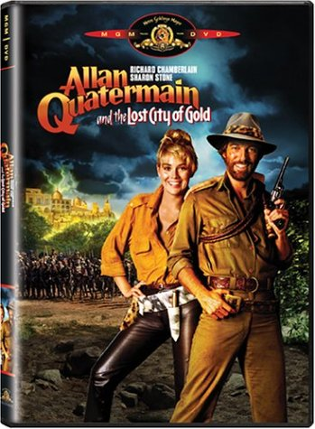 Allan Quatermain and the Lost City of Gold Soundtrack  Michael Linn 1987