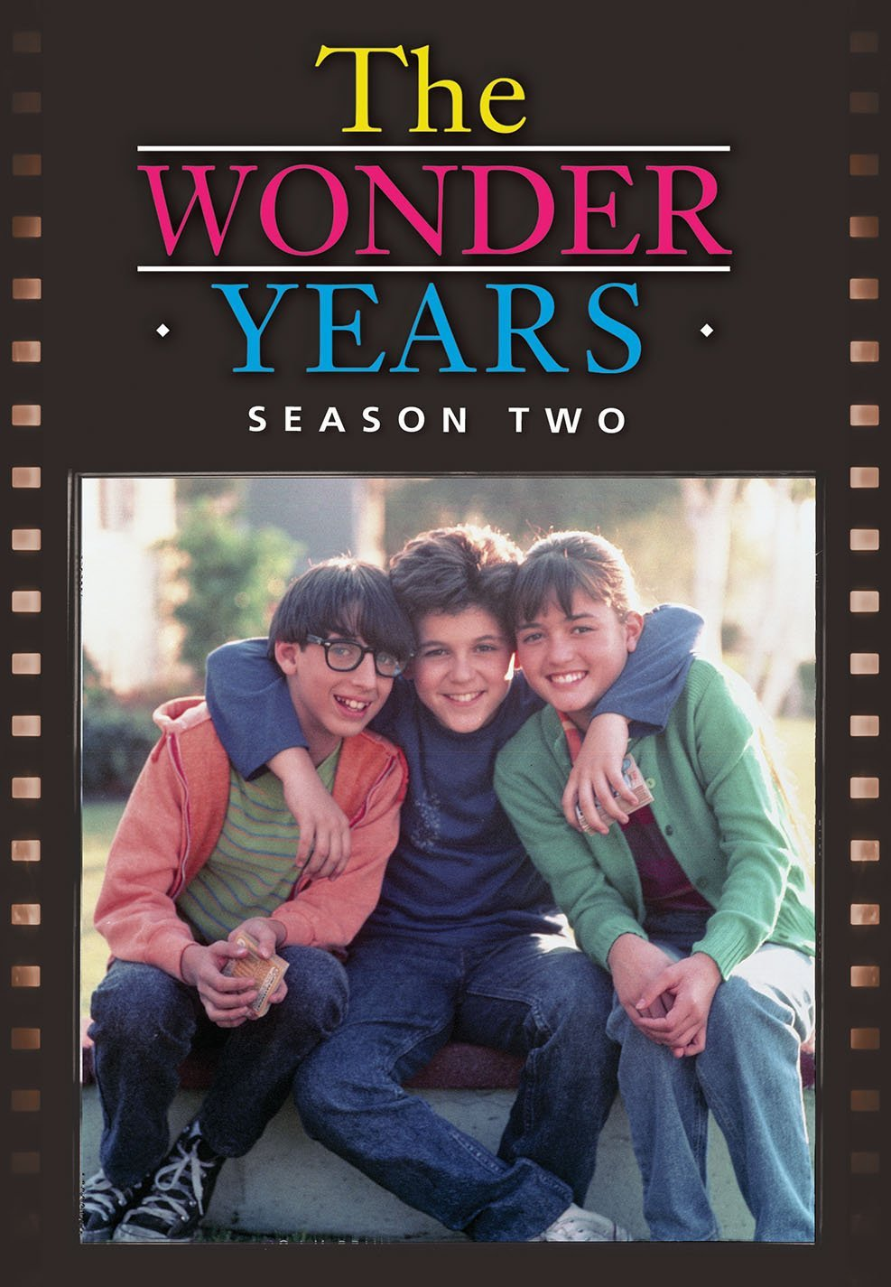 Contest Win Wonder Years Season  On Dvd From Time Life Star Vista Large