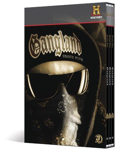 Gangland: Complete Season 5 movie