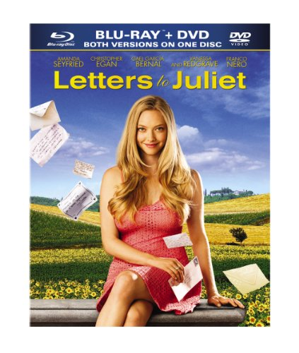 LETTERS TO JULIET DVD RELEASE DATE CANADA