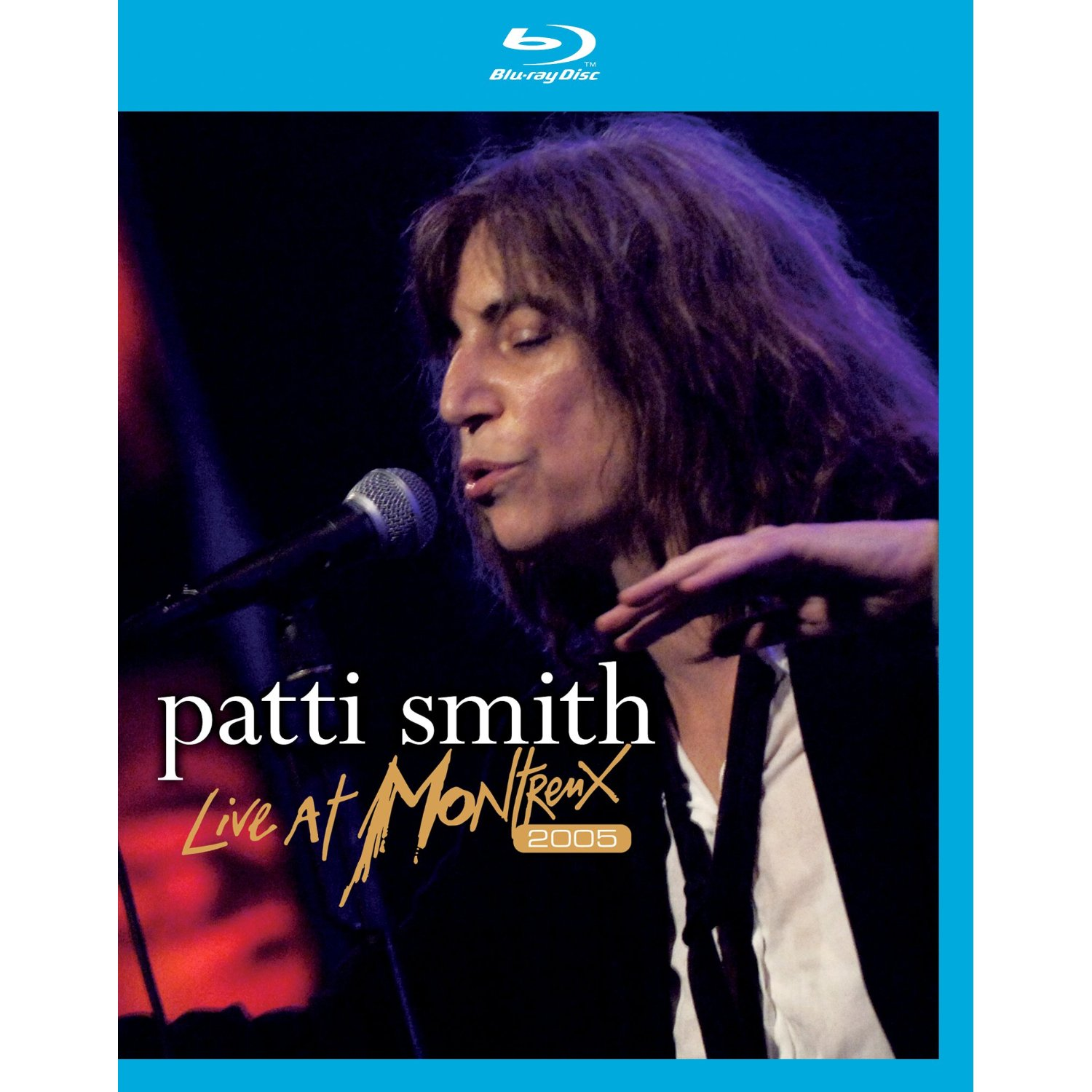 Patti Smith Live at Montreux (2005)