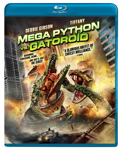 Mega Python vs. Gatoroid (2011) FullHD 1080p 10.0GB AC3 ITA DTS+AC3 ENG MKV