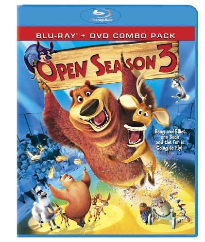 Open Season 3 (2010) 720p and 1080p