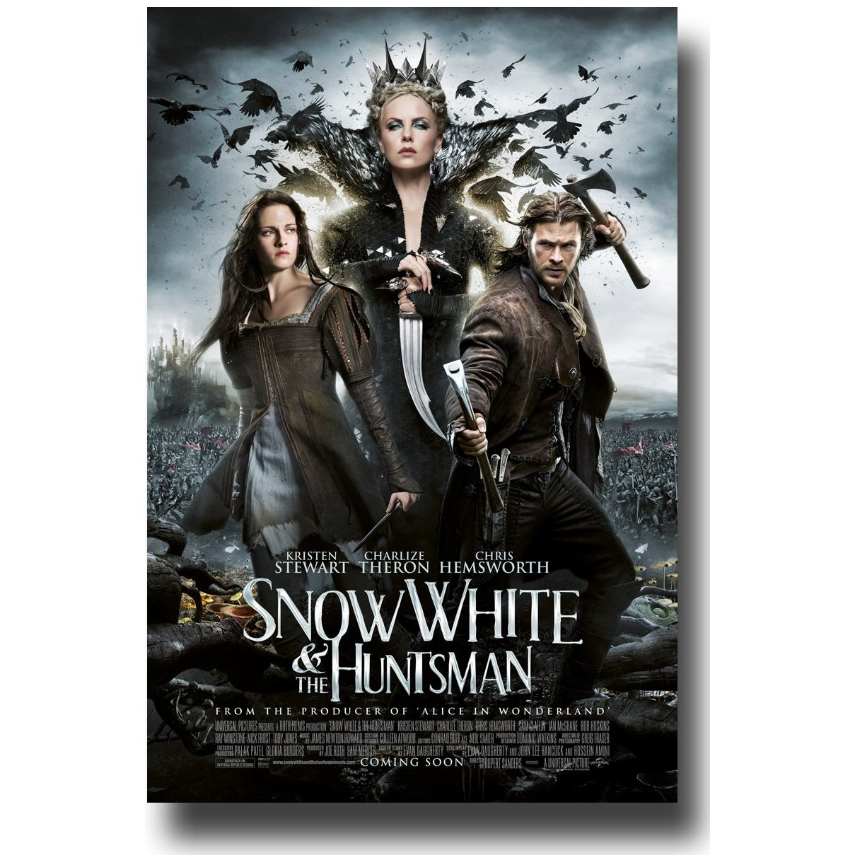 Snow White And The Huntsman 2 Poster Snow White And The Huntsman