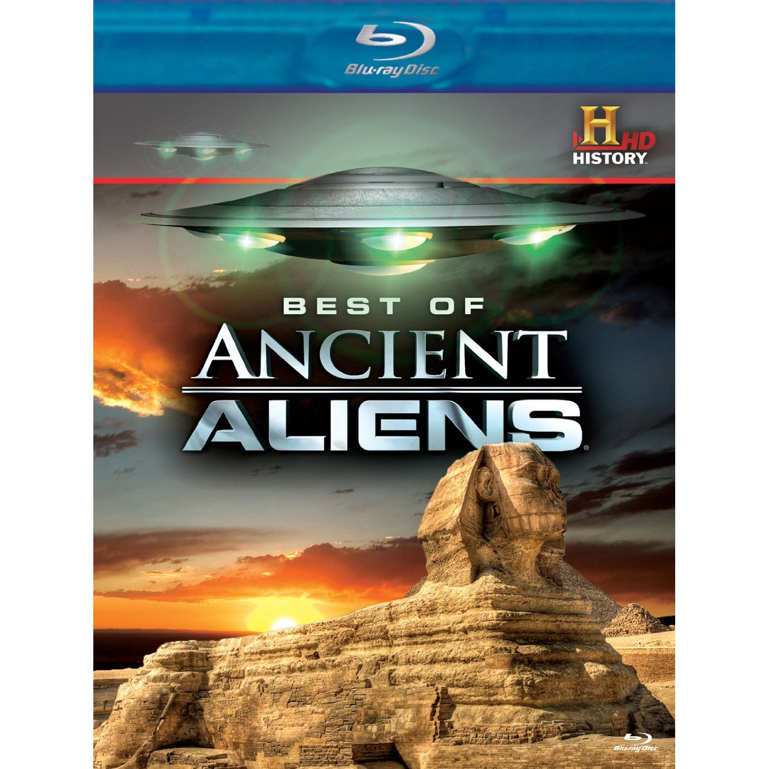 Ancient Aliens Season 5 Volume 2 The Best of Ancient Aliens