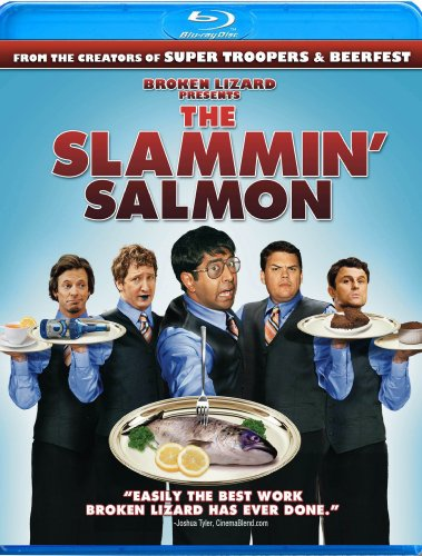 Slammin' Salmon, The (Blu-Ray)