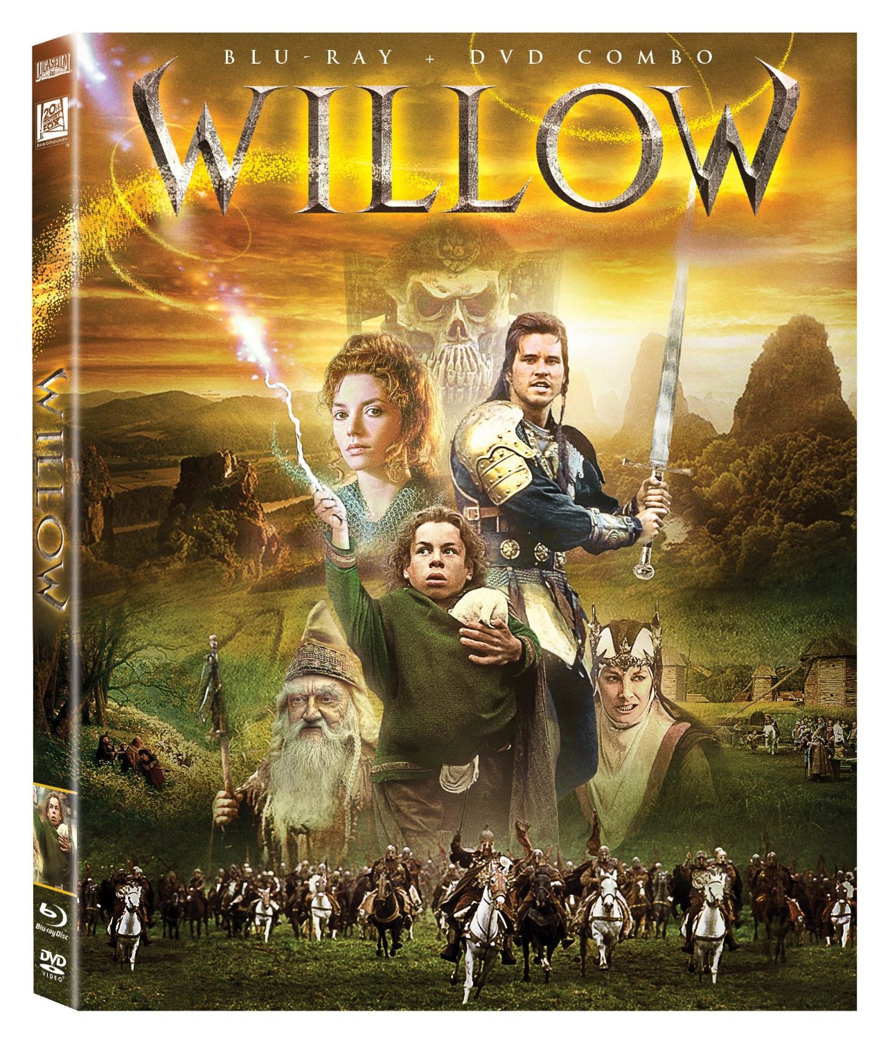 TODAY I WATCHED (Movies, TV series) 2014 - Page 40 Willow-blu-ray-large