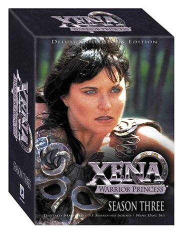 ���� - �������� ������ / Xena: Warrior Princess [1998 �., ������, �������, �������, �����, �����������, TVRip, 3 �����]