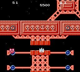 Star Soldier - NES