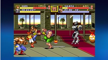 Streets of Rage 2 - Xbox Live Arcade