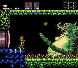 Super Metroid - SNES