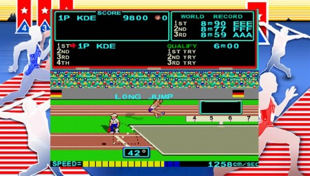 Track and Field - XBLA