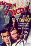 The Seventh Victim DVD Cover