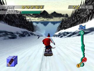 1080 Snowboarding - N64