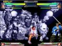 NeoGeo Battle Coliseum - Screen Four