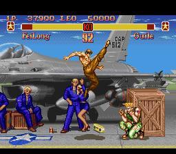 Super Street Fighter II - SNES