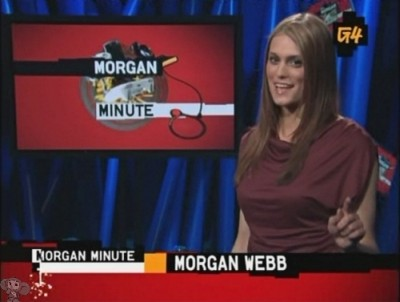 Morgan Webb Minute