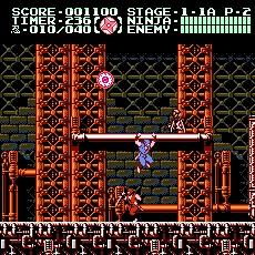 Ninja Gaiden III - NES