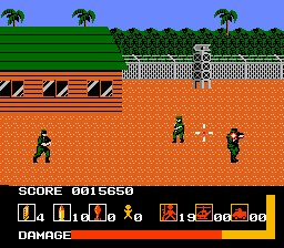 Operation Wolf - NES