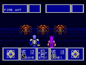 Phantasy Star II - Genesis
