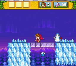 Milon's DokiDoki Adventures - SNES