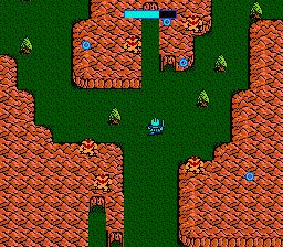 King's Knight - NES