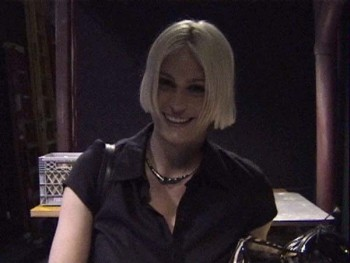 Morgan Webb Blonde