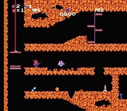 Spelunker - NES