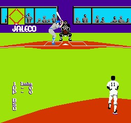 Bases Loaded - NES