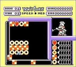 Yoshi's Cookie - NES