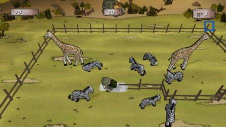 Critter Roundup - WiiWare