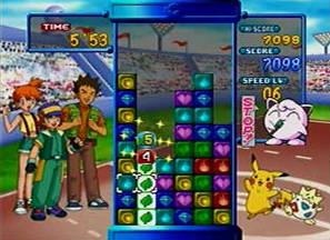 Pokemon Puzzle League - N64