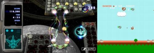 Star Solider - WiiWare / Sky Kid - NES