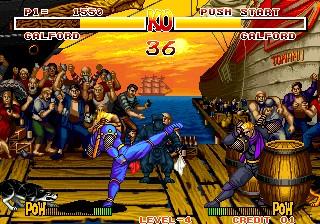 Samurai Showdown - NeoGeo