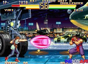 Art of Fighting 2 - NeoGeo