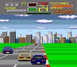 Chase HQ – Turbo Grafx 16