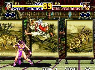 Fatal Fury 2 - Neo Geo