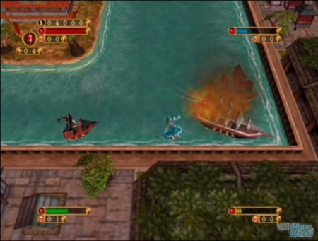 Pirates: Key of Dreams - WiiWare