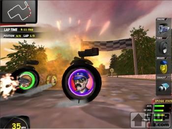 SPOGS Racing - WiiWare