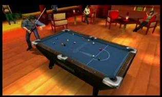 Midnight Pool - WiiWare