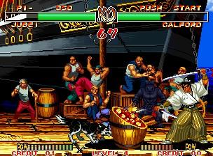 Samurai Showdown II – Neo Geo