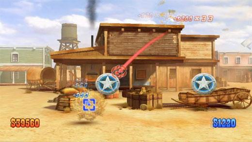 Wild West Guns - WiiWare