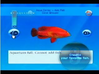 My Aquarium - WiiWare