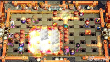 Bomberman Blast - WiiWare