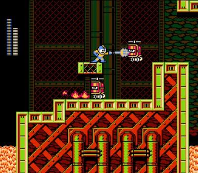 Mega Man 9 - WiiWare