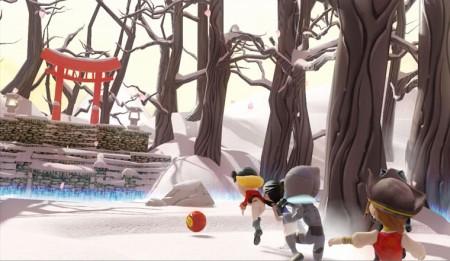 Pirates vs Ninjas Dodgeball - XBLA
