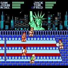 Super Dodge Ball – NES