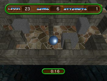 The Incredible Maze - WiiWare