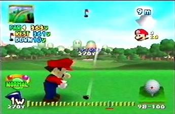 Mario Golf - N64