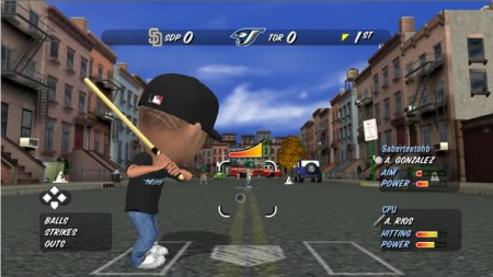 MLB Stickball - XBLA